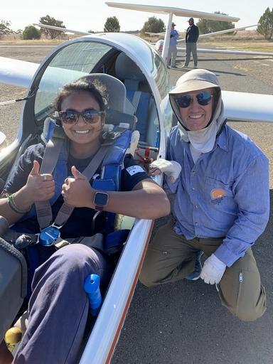 First Solo Glider