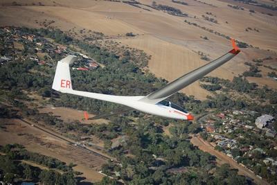 Gliding Above Gawler